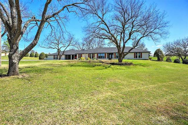 101 Golden Road, Sherman, TX 75090 (MLS #14546011) :: All Cities USA Realty