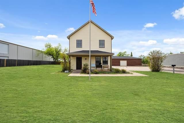 6610 Baker Boulevard, Richland Hills, TX 76118 (MLS #14546036) :: The Hornburg Real Estate Group