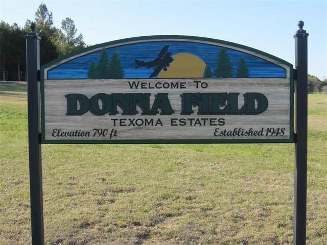 TBD 5 Kirk Avenue, Pottsboro, TX 75076 (MLS #14546042) :: The Kimberly Davis Group
