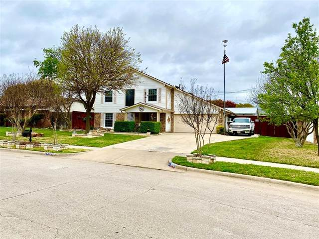 1109 Midway Drive, Richardson, TX 75081 (MLS #14546063) :: RE/MAX Landmark