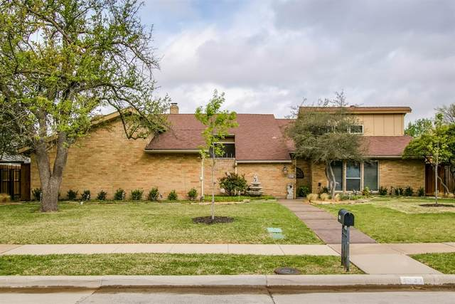 3337 Overland Drive, Plano, TX 75023 (MLS #14546107) :: Team Hodnett