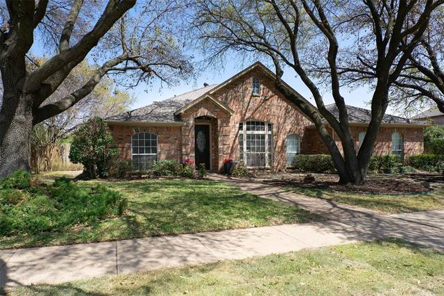 303 Sheffield Drive, Southlake, TX 76092 (MLS #14546109) :: The Heyl Group at Keller Williams
