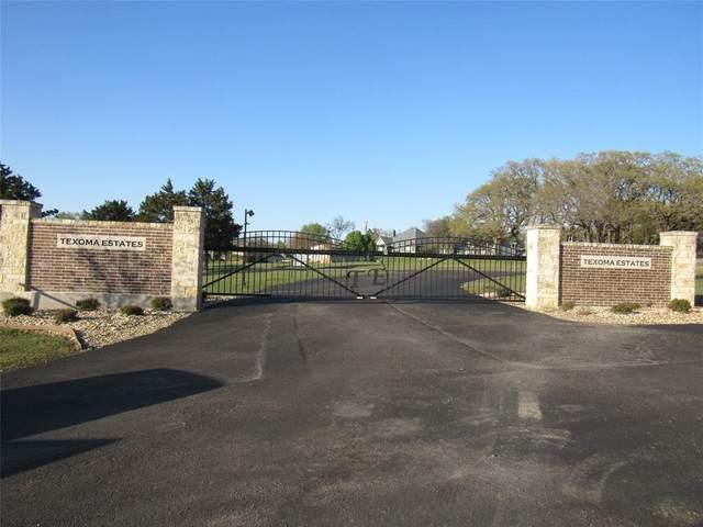 TBD 8 Kirk Avenue, Pottsboro, TX 75076 (MLS #14546128) :: The Kimberly Davis Group
