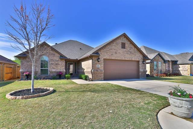 616 Zachary Drive, Weatherford, TX 76087 (MLS #14546147) :: RE/MAX Pinnacle Group REALTORS