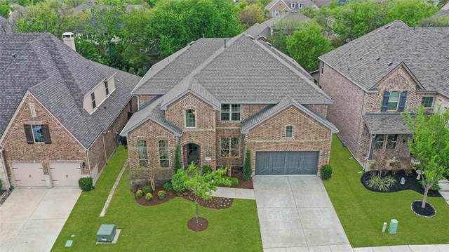 409 Cypress Garden Drive, Mckinney, TX 75071 (MLS #14546180) :: Russell Realty Group