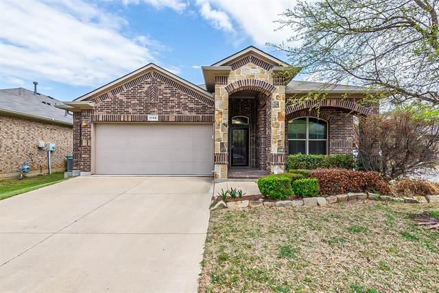 1100 Nora Lane, Denton, TX 76210 (MLS #14546182) :: The Mauelshagen Group