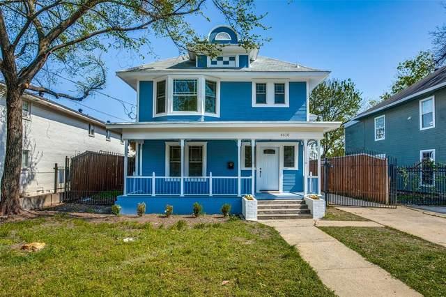 4610 Reiger Avenue, Dallas, TX 75246 (MLS #14546196) :: DFW Select Realty