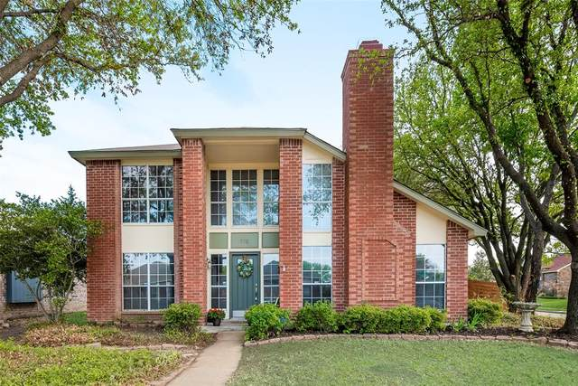 998 Little Den Drive, Lewisville, TX 75067 (MLS #14546233) :: Russell Realty Group