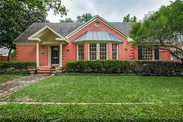 3301 Westminster Avenue, University Park, TX 75205 (MLS #14546319) :: The Chad Smith Team