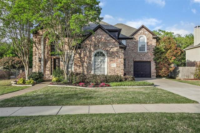 1401 Brighton Court, Southlake, TX 76092 (MLS #14546344) :: The Tierny Jordan Network