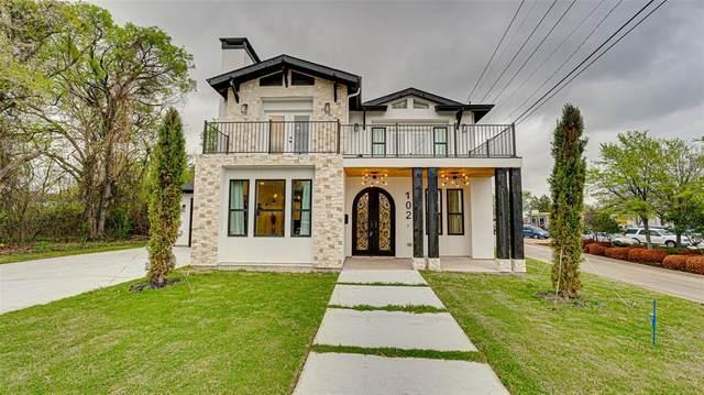 102 NE Glenn Avenue, Rockwall, TX 75087 (MLS #14546347) :: RE/MAX Landmark
