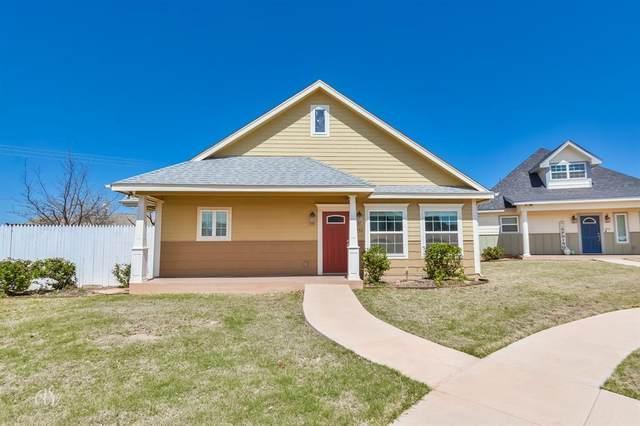 1742 Chianti Drive, Abilene, TX 79601 (MLS #14546360) :: The Chad Smith Team