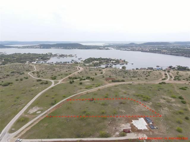 Lot 79 Blue Jay Lane, Possum Kingdom Lake, TX 76449 (MLS #14546409) :: The Daniel Team