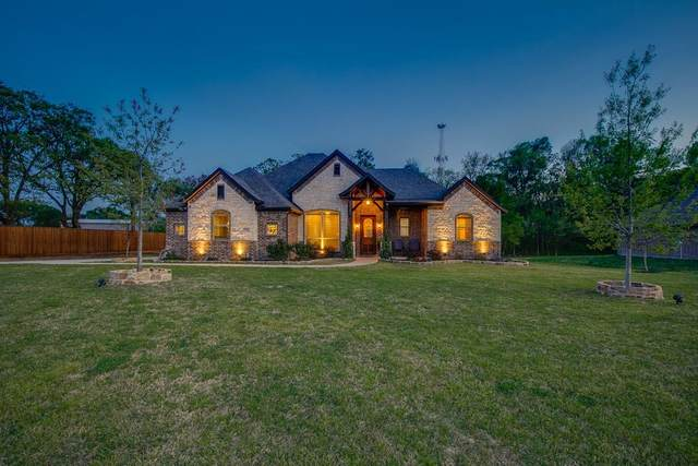 2903 Mallard Drive, Greenville, TX 75402 (MLS #14546433) :: 1st Choice Realty