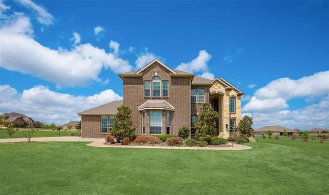 500 Wagon Trail, Rockwall, TX 75032 (MLS #14546462) :: Craig Properties Group