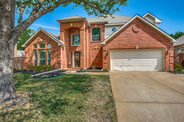 2732 Skinner Drive, Flower Mound, TX 75028 (MLS #14546475) :: Trinity Premier Properties