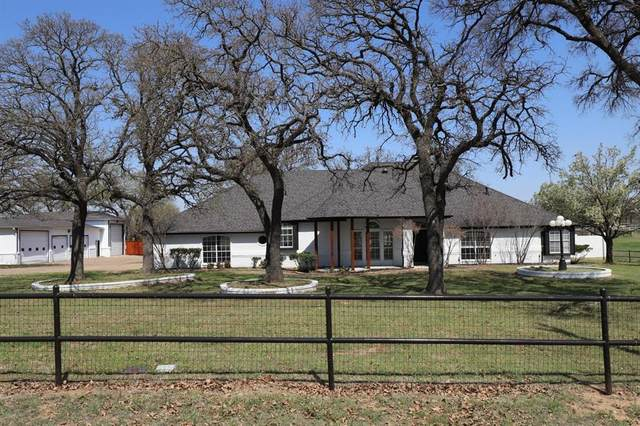5735 Mitchell Saxon Road, Fort Worth, TX 76140 (MLS #14546483) :: All Cities USA Realty