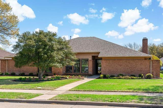 406 Fireside Drive, Richardson, TX 75081 (MLS #14546506) :: The Good Home Team