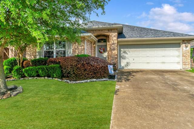 707 Fireberry Drive, Fate, TX 75087 (MLS #14546511) :: The Chad Smith Team