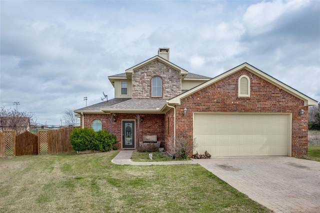 614 Preston Glen Street, Gunter, TX 75058 (MLS #14546530) :: Wood Real Estate Group