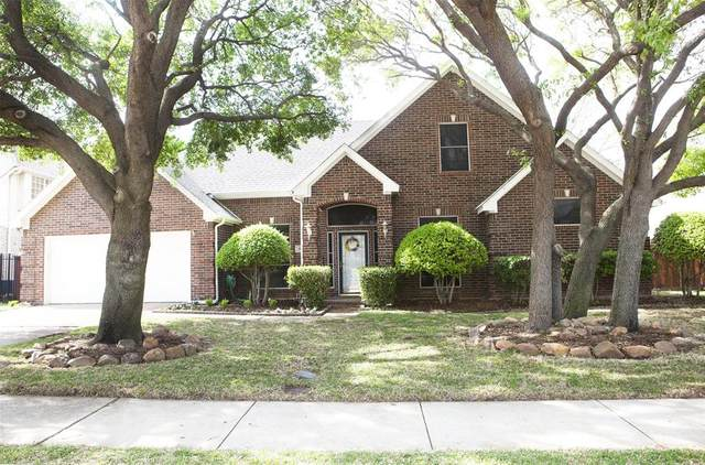 1421 Swallow Circle, Lewisville, TX 75077 (MLS #14546541) :: The Mauelshagen Group