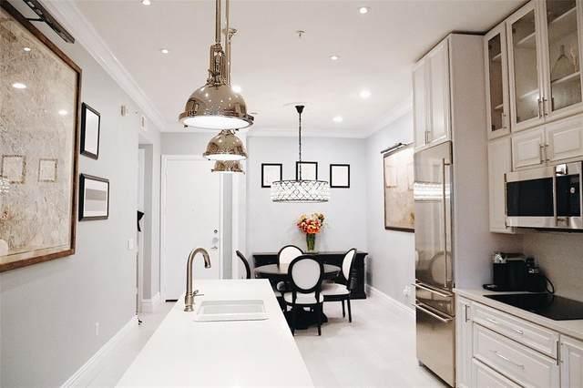 2950 Mckinney Avenue #411, Dallas, TX 75204 (MLS #14546547) :: Frankie Arthur Real Estate