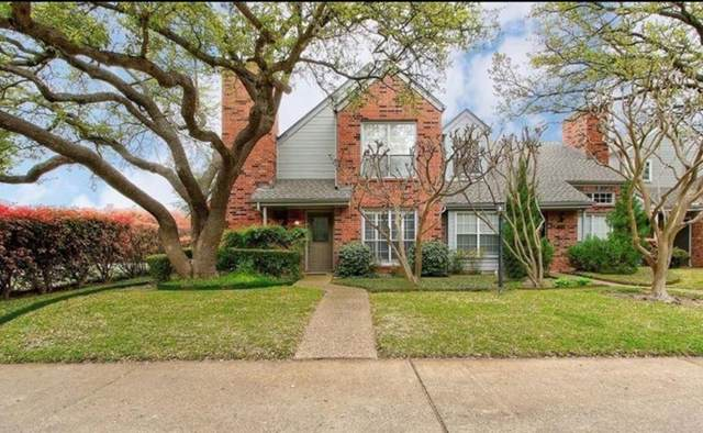 17715 Windflower Way #113, Dallas, TX 75252 (MLS #14546557) :: Front Real Estate Co.