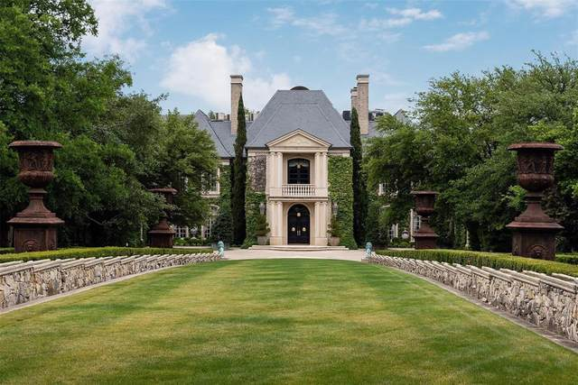 4444 Valley Ridge Road, Dallas, TX 75220 (MLS #14546605) :: The Juli Black Team