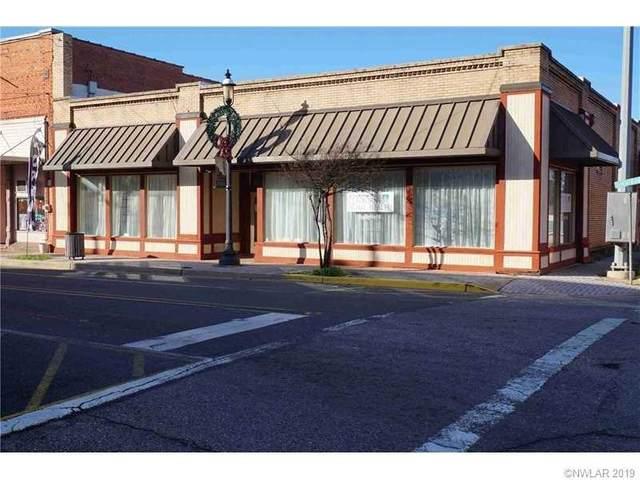 600 N Main Street, Homer, LA 71040 (MLS #14546640) :: Team Tiller