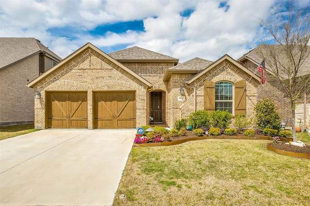 14916 Gentry Drive, Aledo, TX 76008 (MLS #14546657) :: The Hornburg Real Estate Group