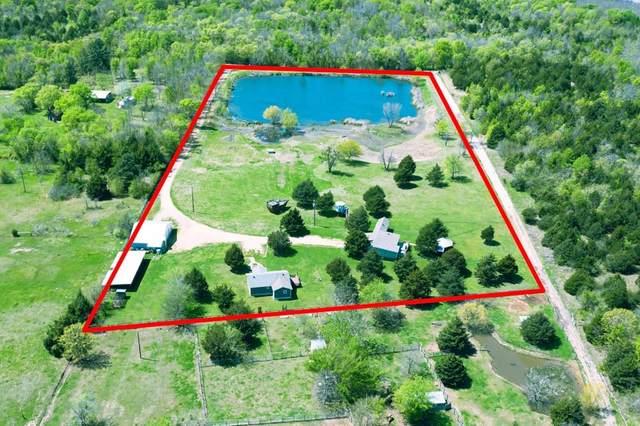 567 County Road 4754, Sulphur Springs, TX 75482 (MLS #14546672) :: Trinity Premier Properties