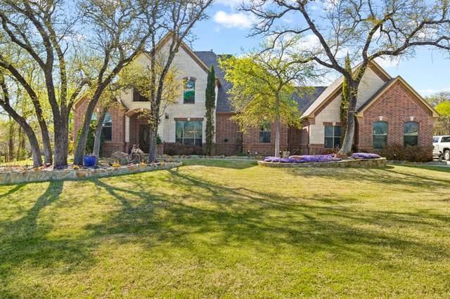 4613 Yucca Flats Trail, Fort Worth, TX 76108 (MLS #14546674) :: Team Hodnett