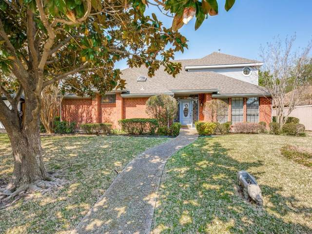 1135 Edith Circle, Richardson, TX 75080 (MLS #14546686) :: The Juli Black Team
