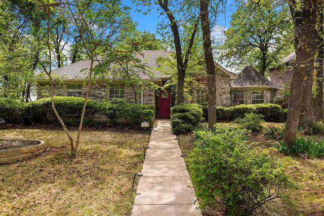 1400 Spinnaker Lane, Azle, TX 76020 (MLS #14546687) :: Justin Bassett Realty