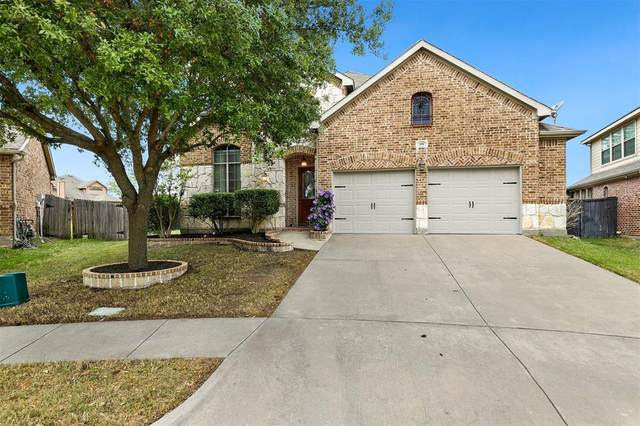 681 Mckee Court, Fate, TX 75087 (MLS #14546689) :: Results Property Group
