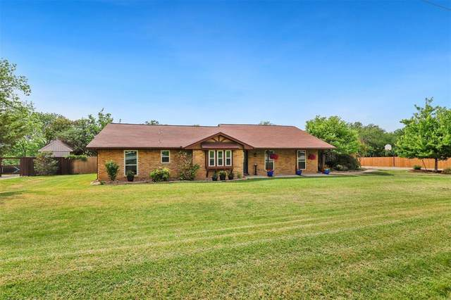 1109 Hillside Drive, Keller, TX 76248 (MLS #14546692) :: Wood Real Estate Group
