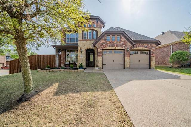 12301 Langley Hill Drive, Fort Worth, TX 76244 (MLS #14546757) :: The Chad Smith Team