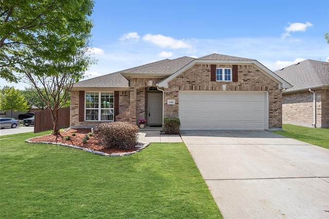 1432 Hawk Valley Drive, Little Elm, TX 75068 (MLS #14546794) :: RE/MAX Pinnacle Group REALTORS