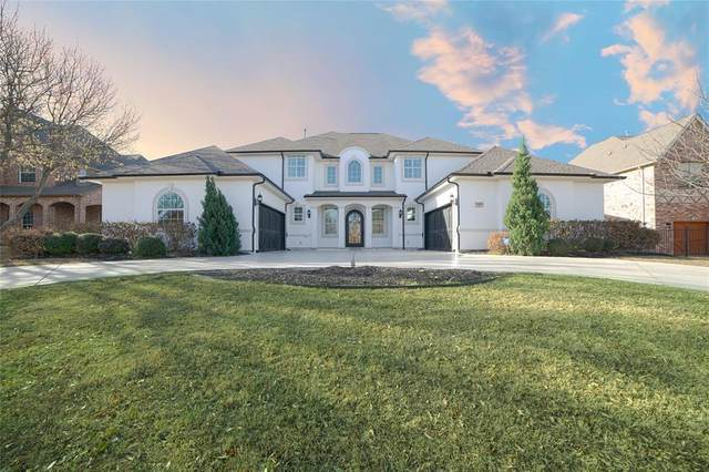 509 Boulder Drive, Southlake, TX 76092 (MLS #14546795) :: Front Real Estate Co.