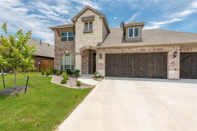 2765 Lisa Maria Street, Burleson, TX 76028 (MLS #14546834) :: Real Estate By Design