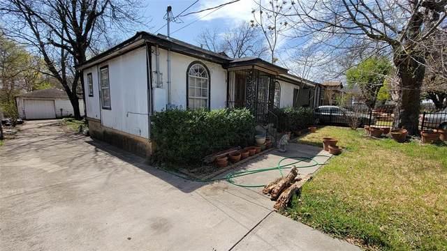 1320 Flanders Street, Dallas, TX 75208 (MLS #14546839) :: The Chad Smith Team
