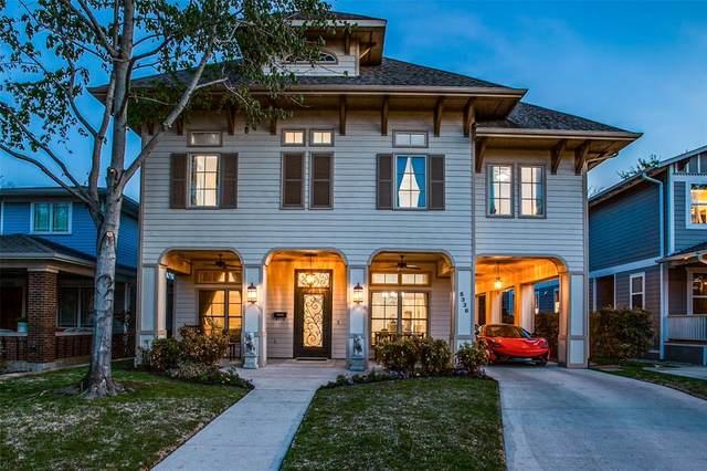 5336 Willis Avenue, Dallas, TX 75206 (MLS #14546935) :: Robbins Real Estate Group