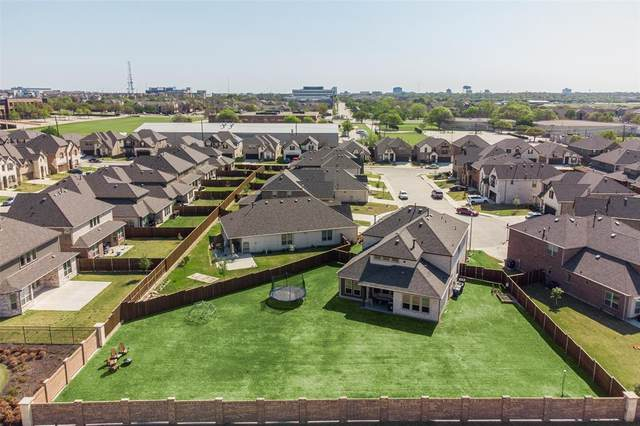 8201 Horsetail Court, Dallas, TX 75252 (MLS #14546936) :: The Hornburg Real Estate Group