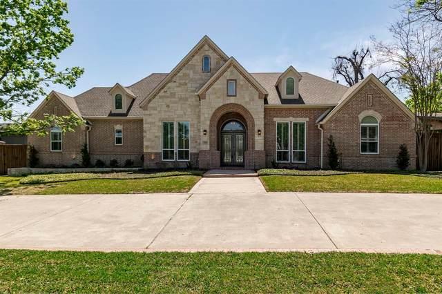 7808 Idlewood Lane, Dallas, TX 75230 (MLS #14546971) :: The Chad Smith Team