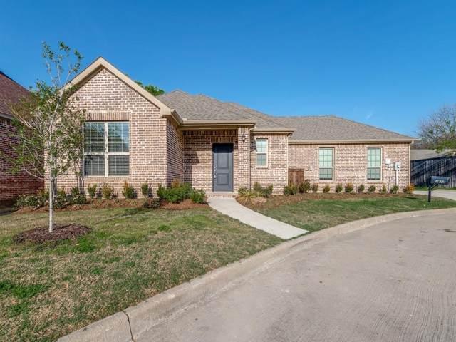 3614 Monterra Court, Arlington, TX 76014 (MLS #14546980) :: Craig Properties Group
