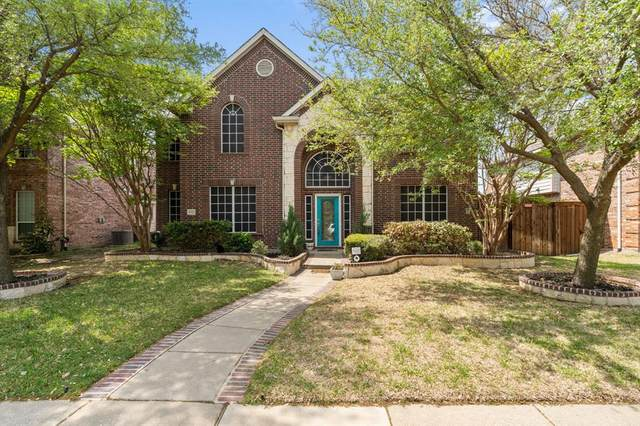 8493 Plymouth Lane, Frisco, TX 75036 (MLS #14547002) :: Russell Realty Group