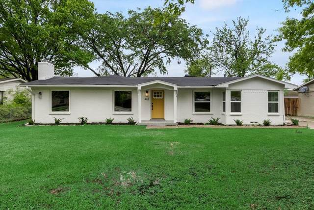 463 Pittman Street, Richardson, TX 75081 (MLS #14547011) :: Team Hodnett