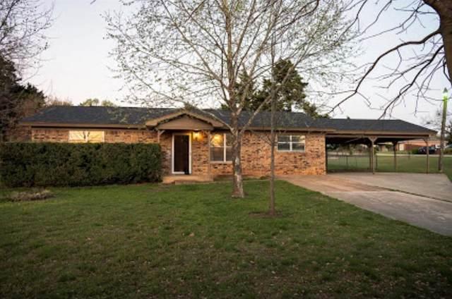 1300 N Melba Doyle Park Road, Decatur, TX 76234 (MLS #14547041) :: The Mauelshagen Group