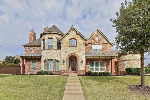 7524 Glenturret Circle, The Colony, TX 75056 (MLS #14547081) :: Wood Real Estate Group
