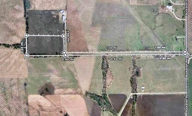 0000 Bucksnort Road, Van Alstyne, TX 75495 (MLS #14547113) :: Premier Properties Group of Keller Williams Realty